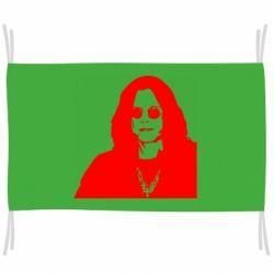 Прапор Ozzy Osbourne особа