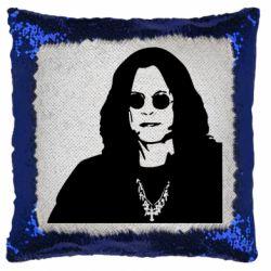 Подушка-хамелеон Ozzy Osbourne особа