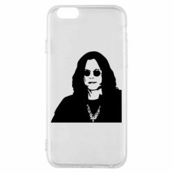 Чохол для iPhone 6/6S Ozzy Osbourne особа - FatLine