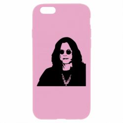 Чохол для iPhone 6 Plus/6S Plus Ozzy Osbourne особа - FatLine