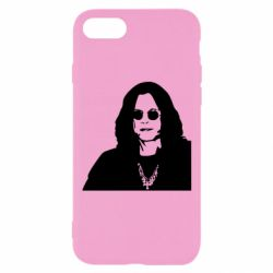 Чохол для iPhone 8 Ozzy Osbourne особа - FatLine