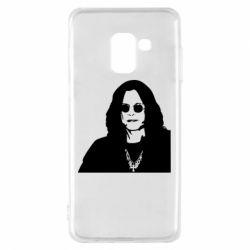 Чохол для Samsung A8 2018 Ozzy Osbourne особа