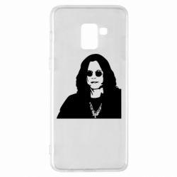 Чохол для Samsung A8+ 2018 Ozzy Osbourne особа