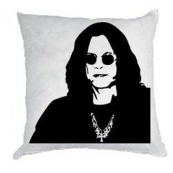 Подушка Ozzy Osbourne face