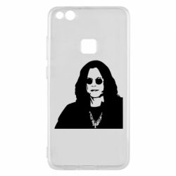 Чохол для Huawei P10 Lite Ozzy Osbourne особа - FatLine