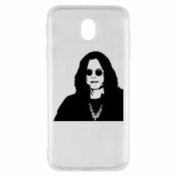 Чохол для Samsung J7 2017 Ozzy Osbourne особа