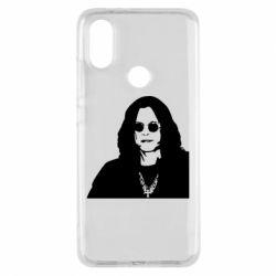 Чохол для Xiaomi Mi A2 Ozzy Osbourne особа