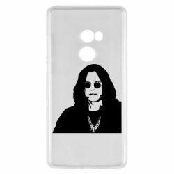 Чохол для Xiaomi Mi Mix 2 Ozzy Osbourne особа - FatLine