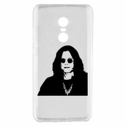 Чохол для Xiaomi Redmi Note 4 Ozzy Osbourne особа - FatLine