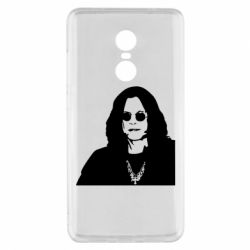 Чохол для Xiaomi Redmi Note 4x Ozzy Osbourne особа - FatLine