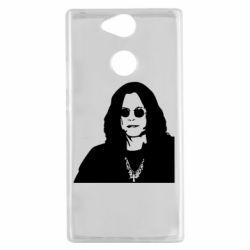 Чохол для Sony Xperia XA2 Ozzy Osbourne особа - FatLine