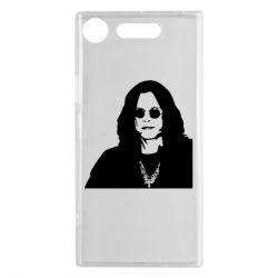 Чохол для Sony Xperia XZ1 Ozzy Osbourne особа - FatLine