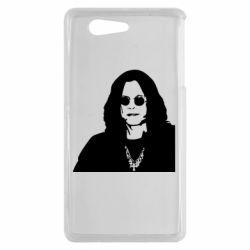 Чохол для Sony Xperia Z3 mini Ozzy Osbourne особа - FatLine