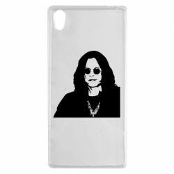 Чохол для Sony Xperia Z5 Ozzy Osbourne особа - FatLine