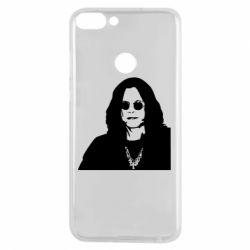 Чохол для Huawei P Smart Ozzy Osbourne особа - FatLine