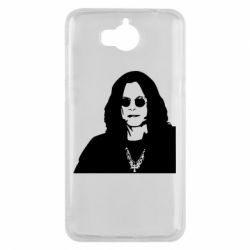 Чохол для Huawei Y5 2017 Ozzy Osbourne особа - FatLine