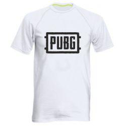 Купить Мужская спортивная футболка ПАБГ, FatLine