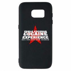 Чехол для Samsung S7 Pablo Escobar