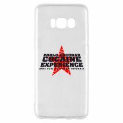 Чехол для Samsung S8 Pablo Escobar