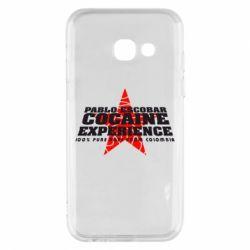 Чехол для Samsung A3 2017 Pablo Escobar