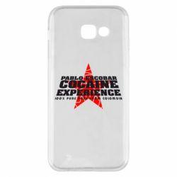 Чехол для Samsung A5 2017 Pablo Escobar