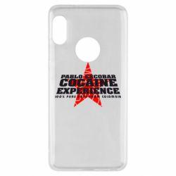 Чехол для Xiaomi Redmi Note 5 Pablo Escobar