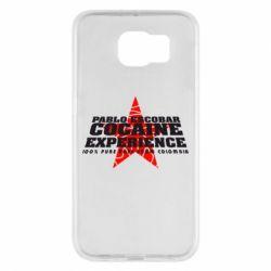 Чехол для Samsung S6 Pablo Escobar