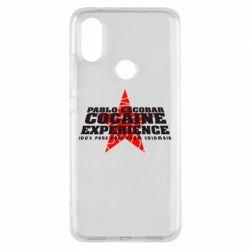 Чехол для Xiaomi Mi A2 Pablo Escobar