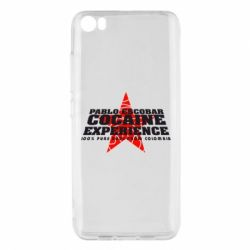 Чехол для Xiaomi Mi5/Mi5 Pro Pablo Escobar