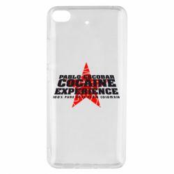 Чехол для Xiaomi Mi 5s Pablo Escobar
