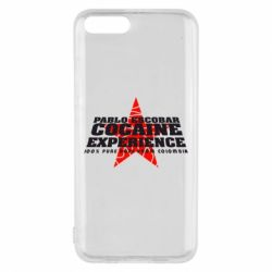 Чехол для Xiaomi Mi6 Pablo Escobar