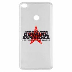 Чехол для Xiaomi Mi Max 2 Pablo Escobar