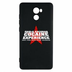 Чехол для Xiaomi Redmi 4 Pablo Escobar