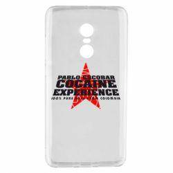 Чехол для Xiaomi Redmi Note 4 Pablo Escobar