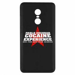 Чехол для Xiaomi Redmi Note 4x Pablo Escobar
