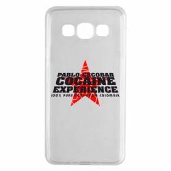 Чехол для Samsung A3 2015 Pablo Escobar
