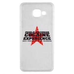 Чехол для Samsung A3 2016 Pablo Escobar