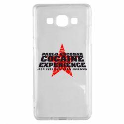 Чехол для Samsung A5 2015 Pablo Escobar
