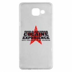 Чехол для Samsung A5 2016 Pablo Escobar