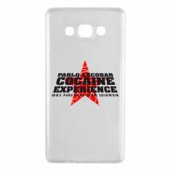 Чехол для Samsung A7 2015 Pablo Escobar