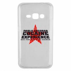 Чехол для Samsung J1 2016 Pablo Escobar