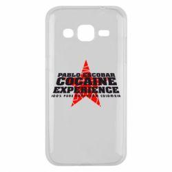 Чехол для Samsung J2 2015 Pablo Escobar