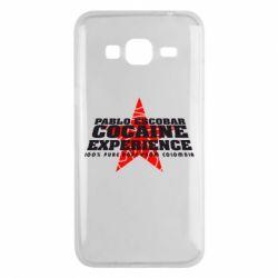 Чехол для Samsung J3 2016 Pablo Escobar