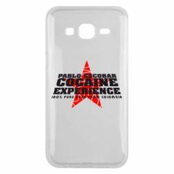 Чехол для Samsung J5 2015 Pablo Escobar