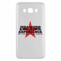 Чехол для Samsung J5 2016 Pablo Escobar