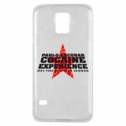Чехол для Samsung S5 Pablo Escobar