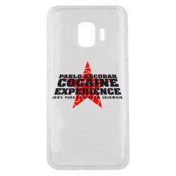 Чехол для Samsung J2 Core Pablo Escobar