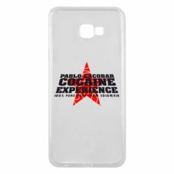 Чехол для Samsung J4 Plus 2018 Pablo Escobar