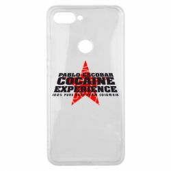 Чехол для Xiaomi Mi8 Lite Pablo Escobar