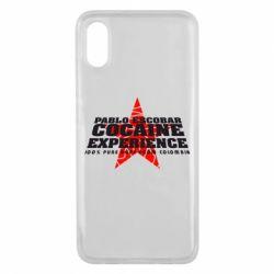 Чехол для Xiaomi Mi8 Pro Pablo Escobar